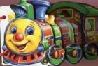 Влак/ Книжка с дръжка