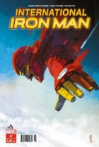 Marvel #7: International Iron Man