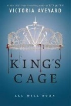 King's Cage. All will burn