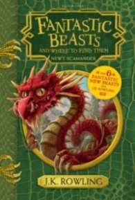 Fantastic Beasts & Where to Find Them : Hogwarts Library Book