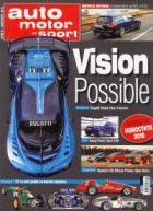 Auto motor und sport; Бр.1/ Февруари 2016