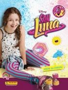 Soy Luna- Албум за стикери